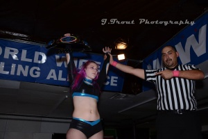 New WWWA Ladies Champ