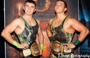 Atkins Bros. win WWWA Tag Team Titles
