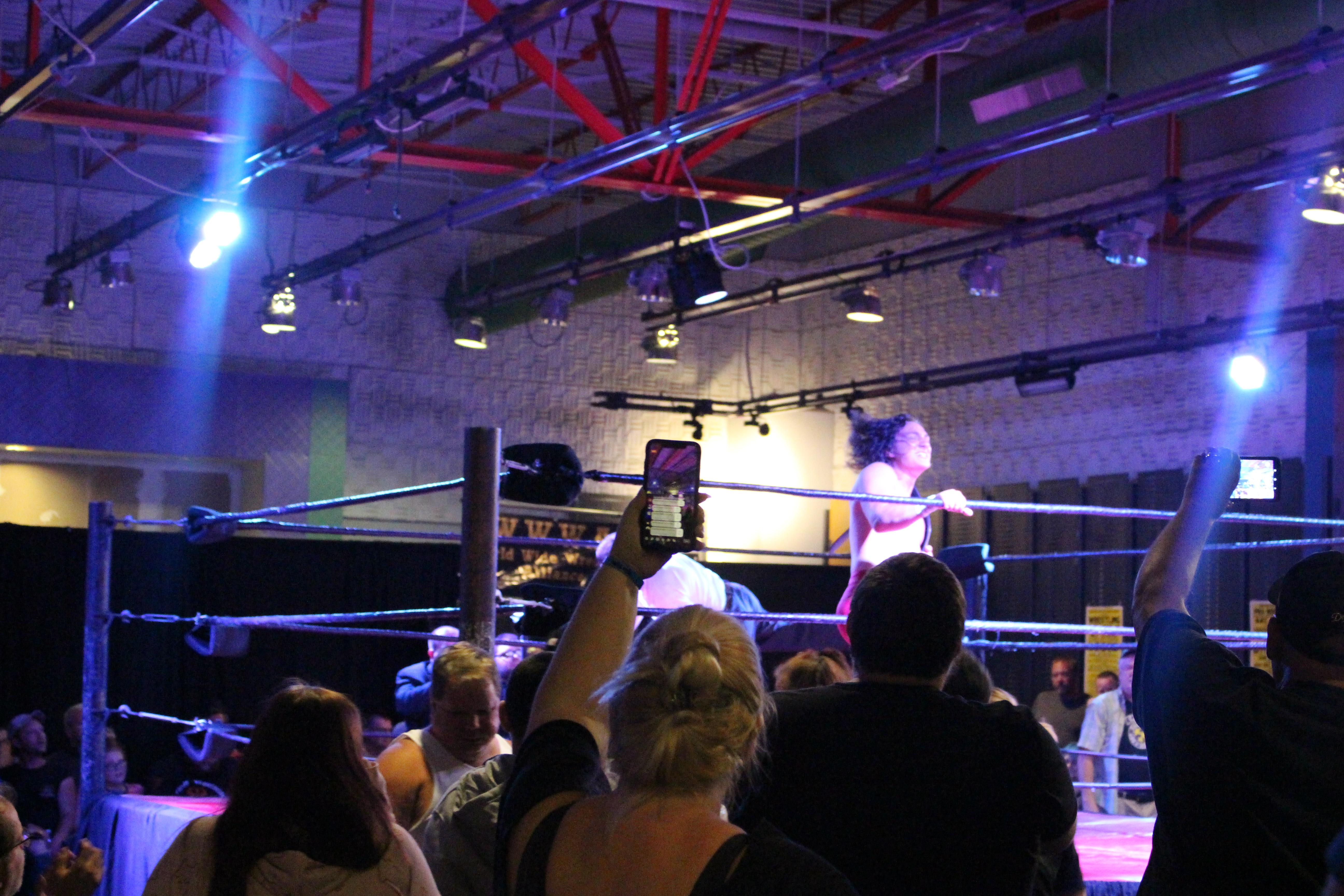 Ryan Clancy wins WWWA Extreme Title