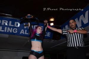 New WWWA Ladies Champ
