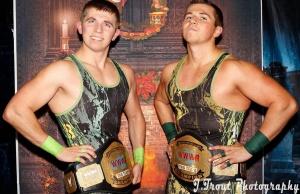 Atkins Bros. win WWWA Tag Team Titles