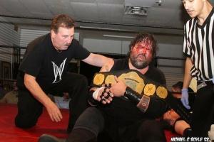 Jak Molsonn wins WWWA World Title