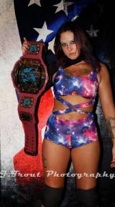New WWWA Ladies Champion!