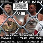 Steel Cage Match at Coventry!